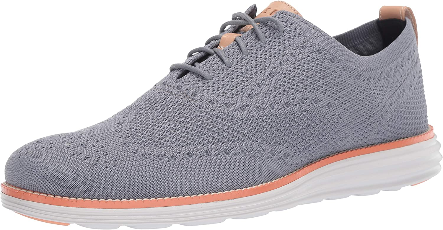 Cole Haan Mens Original Grand Stitchlite WNG Ox Oxford