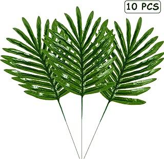 Best plastic palm branches Reviews