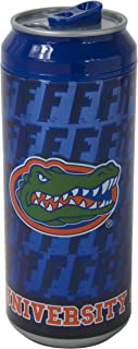 Cool Gear 114-06123 University of Florida Can Insulated Bottle, 16 oz, Blue/Orange