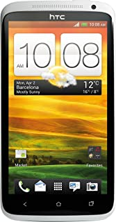 HTC 1 X Unlocked GSM Android Smartphone with Beats Audio Sound and Front-Facing Speakers - White