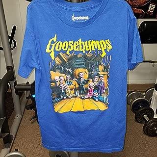 Goosebumps Halloween T-shirt - Fall Autumn Costume Shirts - Tee Tank Tops Hoodie - Gifts Unisex Women Boys Girls