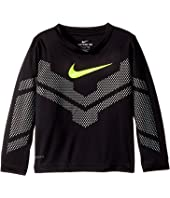 Nike Kids - Reflective Mesh Dri-Fit As If Tee (Toddler)