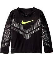 Nike Kids - Reflective Mesh Dri-Fit As If Tee (Toddler)
