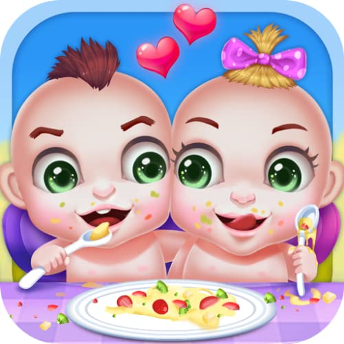 Feed Baby Twins - Baby Care & Terrible Two