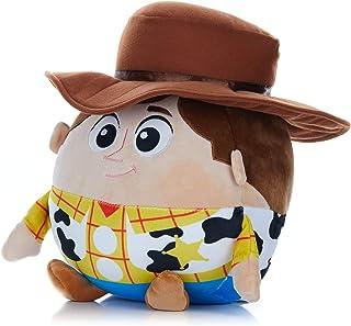 Cuddle Pal Disney Baby Toy Story Woody Round Stuffed Animal Plush Toy, 10 Inches