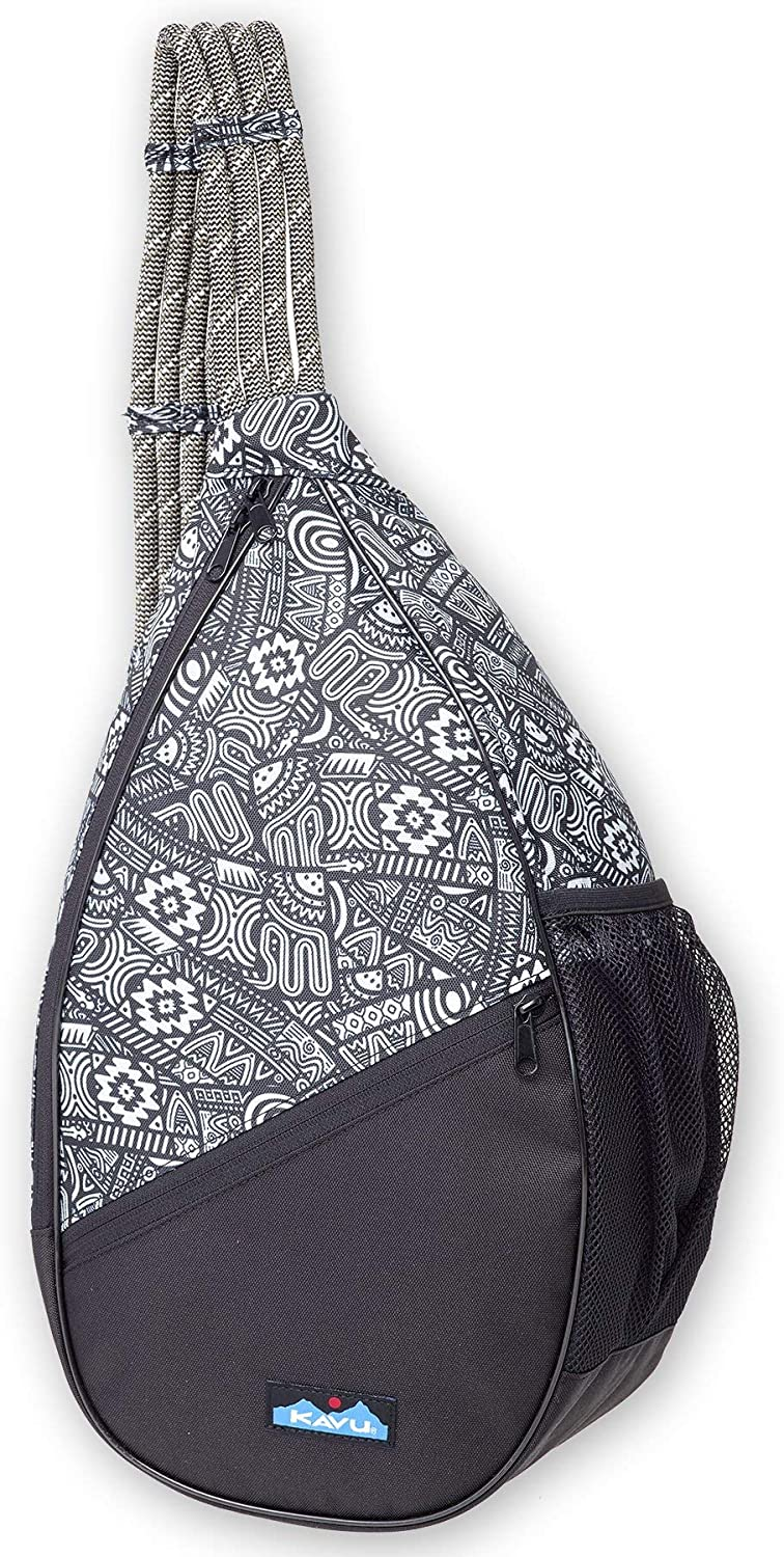 KAVU Paxton Pack Max 41% OFF Rope Sling New product! New type - Ribbon Bag Doodle Crossbody