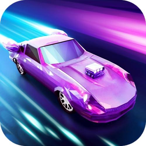 Road Legends - Extreme Car Driving Racing: Musik und Autobahn Spiele, wo man Rennwagen für Auto Rennen und Rennfahrer Spiele fahren, Musik hören, Hindernis vermeiden und Schnelle Autos testen kann
