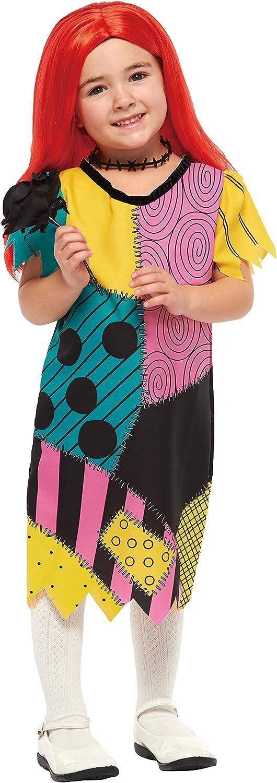 Nightmare Sally Kids costume girl corresponding height 100120cm 95853S