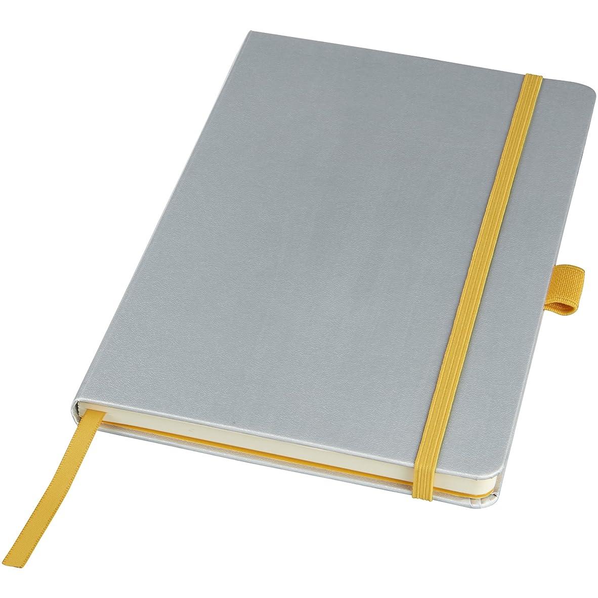 (ジャーナルブックス) JournalBooks Melya カラフル ノートブック ハードカバー 雑記帳 (2パック)