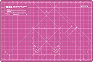ANSIO Tapis de Coupe Auto-cicatrisant A3 Double Face 5 Couches - Quilting, Couture, Scrapbooking, Tissu & Papercraft - Imp...