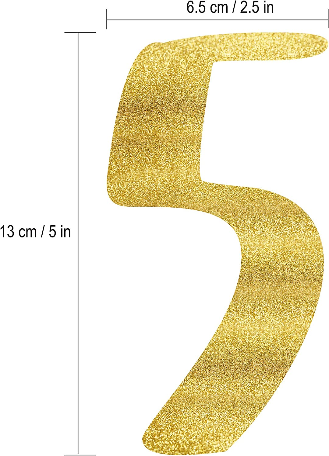 20 & Fabulous Gold Glitter Banner   Happy 20th Birthday Party Banner   20th  Wedding Anniversary Decorations   Milestone Birthday Party Decorations
