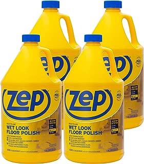 Zep Wet-Look Floor Polish 128 Ounces ZUWLFF128 (Case of 4)