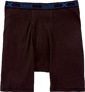 Hanes Men's Big & Tall X-Temp Cycling Briefs 3-Pack