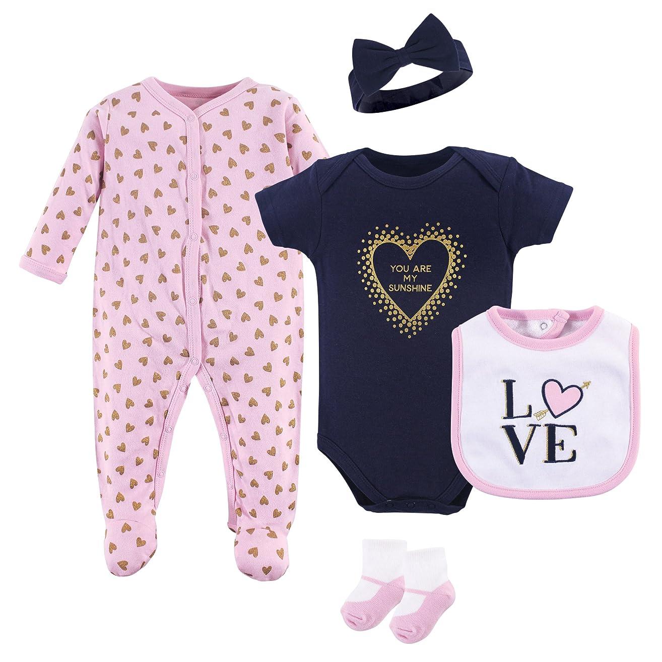 Hudson Baby Baby Multi Piece Clothing Set