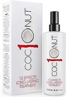 Spray Protector del Calor de Coco - Tratamiento Protector