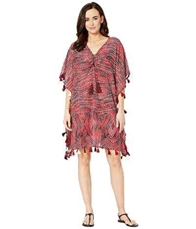 Miraclesuit Babylon Caftan Cover-Up (Multi) Women