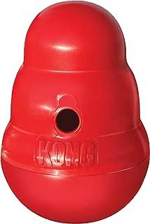 KONG Wobbler Treat Dispensing Dog Toy