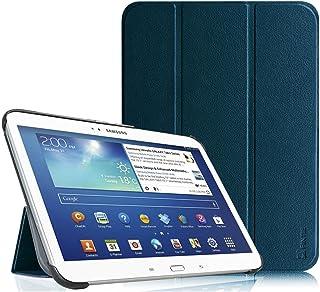 aa63bcd06ec Fintie SlimShell Funda para Samsung Galaxy Tab 3 10.1 - Súper Delgada y  Ligera Carcasa con