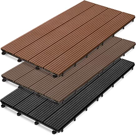 Bekannt Suchergebnis auf Amazon.de für: Kunststoff-Terrassenplatten-Set QP55