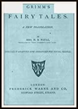 Grimm's Fairy Tales - A New Translation