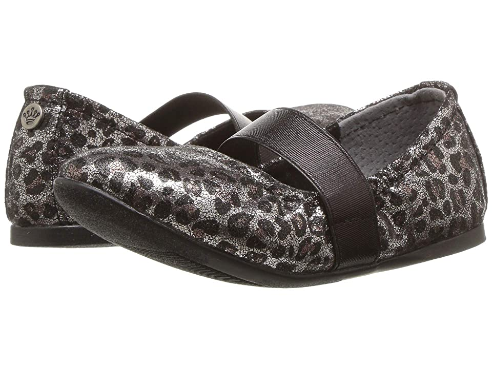 Nina Kids Aylee (Toddler/Little Kid/Big Kid) (Leopard) Girls Shoes