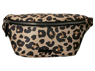 Loeffler Randall Sophie Belt Bag (Leopard) Handbags