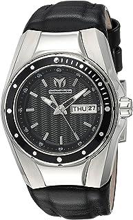 [テクノマリーン]TechnoMarine 腕時計 'Cruise' Quartz Stainless Steel and Silicone Casual TM-115386 レディース [並行輸入品]