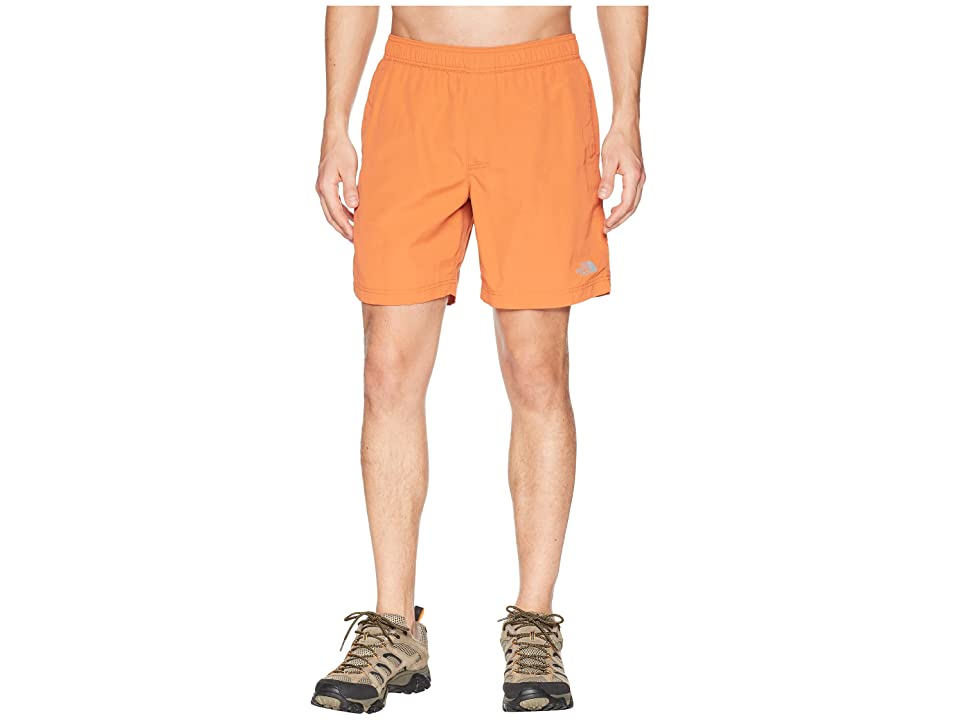 The North Face Class V Pull-On Trunk (Weathered Orange) Men
