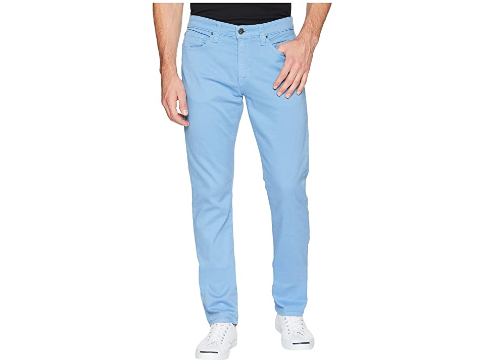 Agave Denim Rinson Twill Rocker Fit Pant (Silver Lake Blue) Men's Casual Pants