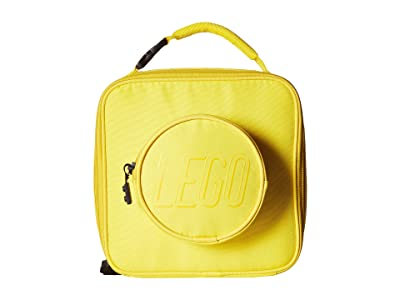 LEGO Brick Lunch Bag (Yellow) Duffel Bags