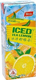 Yeo's Iced Tea Lemon (24 pack)