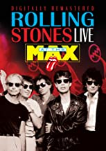 THE ROLLING STONES AT THE MAX(low-price)