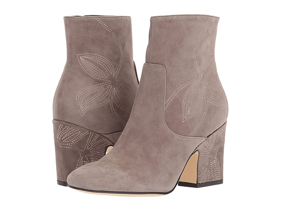 Marc Fisher LTD Johnny (Warm Taupe Suede) Women