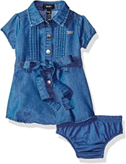 DKNY Baby Girls Casual Dress