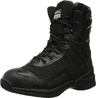 """Original S.W.A.T. H.a.w.k. 9"""" Wp Side-zip EN, Chaussures de Travail Homme, Noir"""