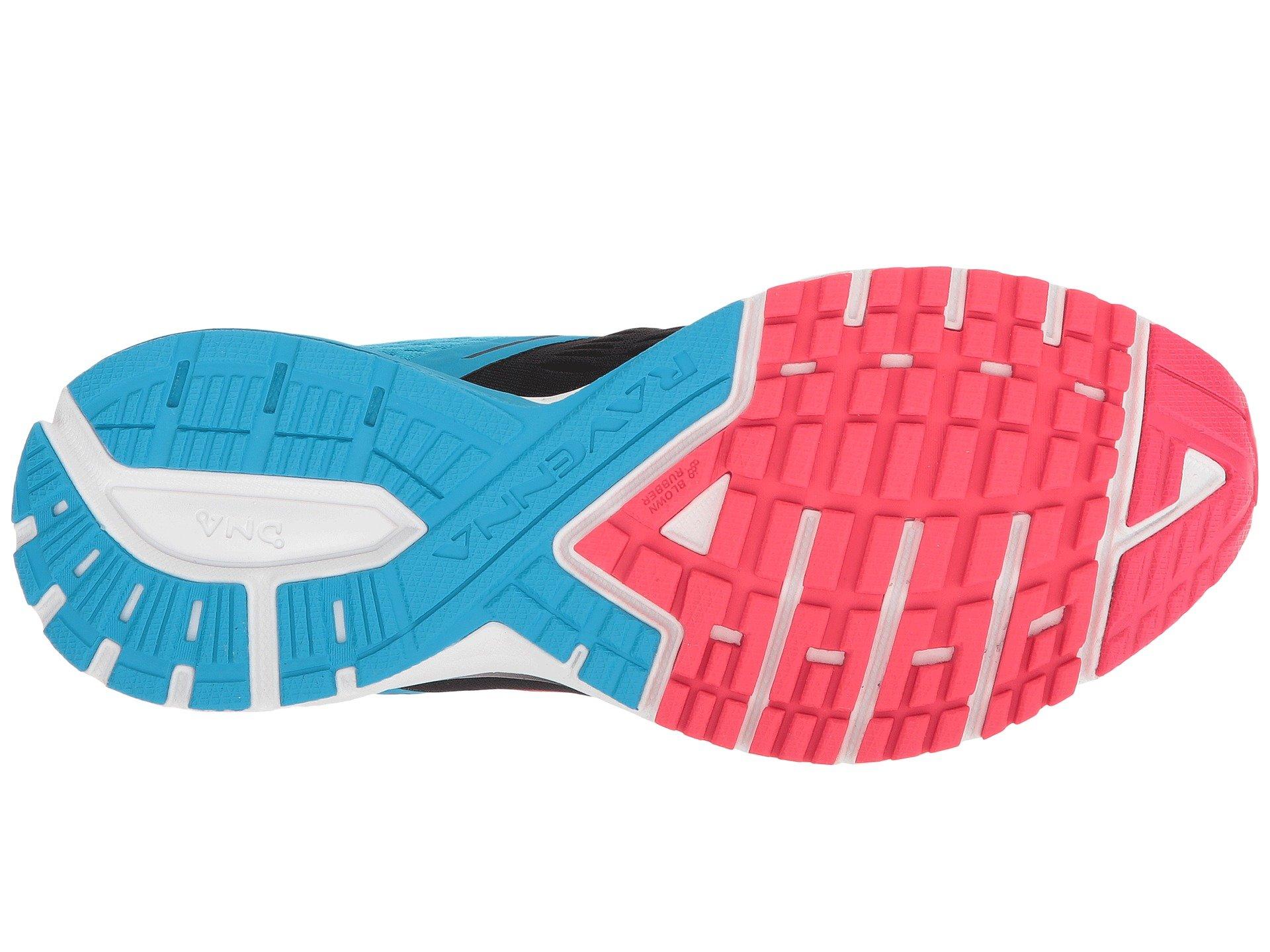 pink blue 9 Black Brooks Ravenna xaUOw4