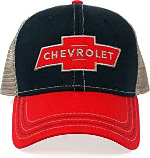 Chevy Red Logo Patch Hat