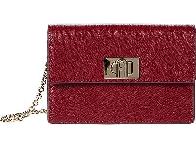 Furla 1927 Mini Crossbody + Belt Bag