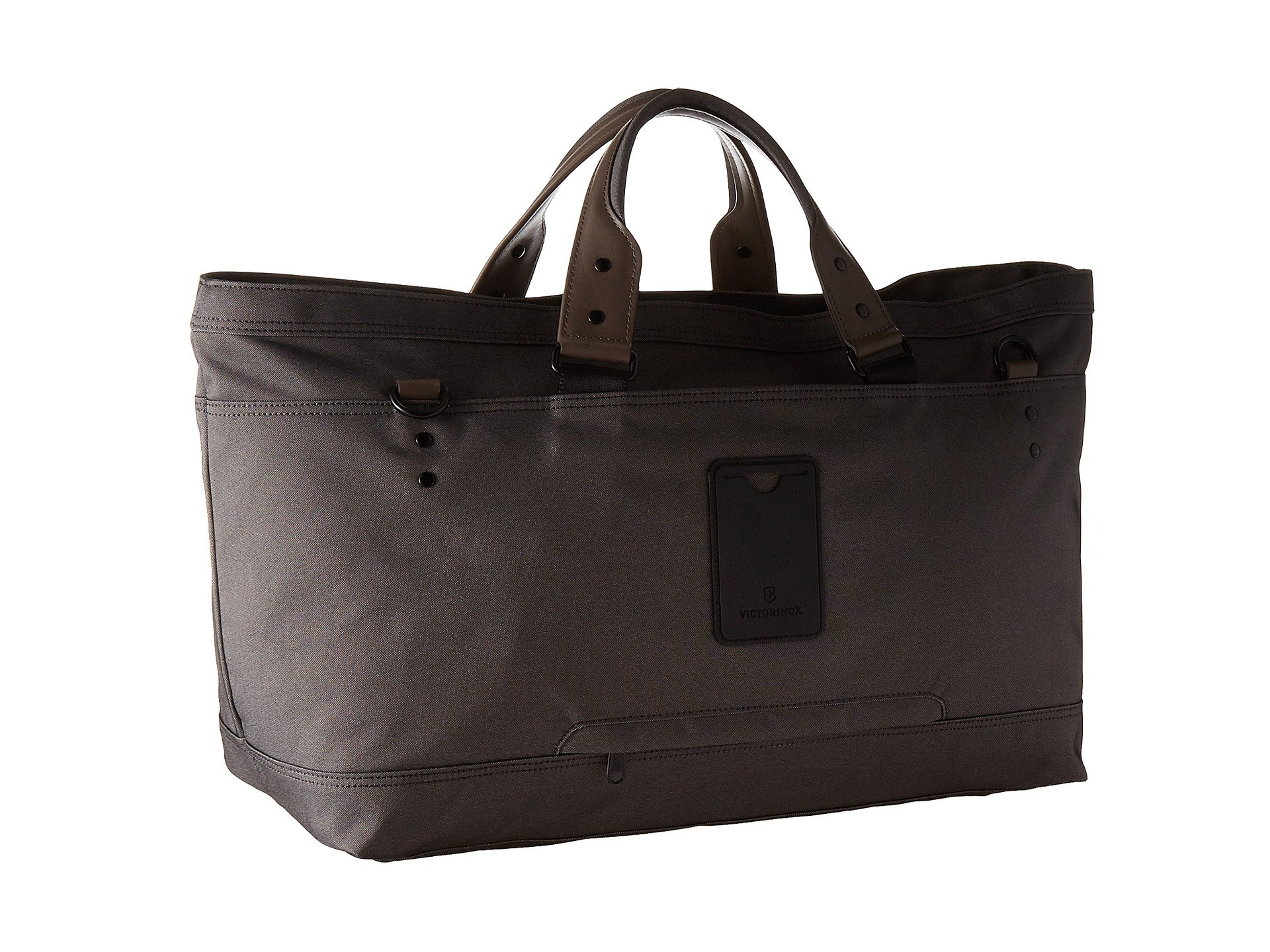 Victorinox 2 Lexicon Tote Deluxe Weekender Carryall Grey 0 rprx5q