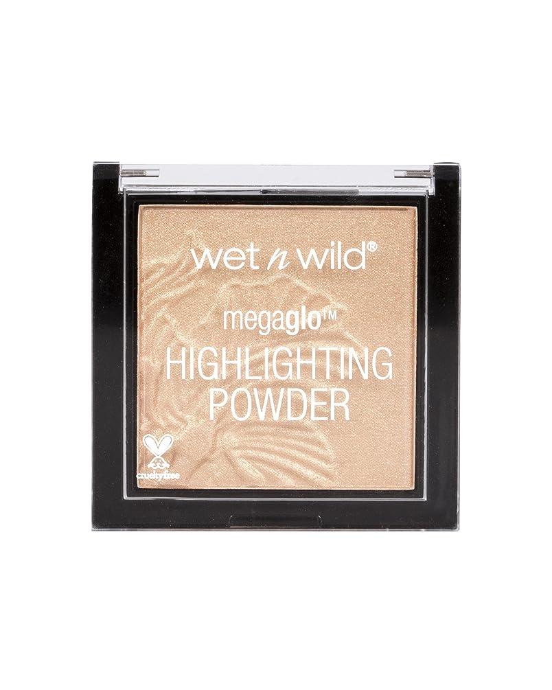 フィールド本当に極めて重要なWET N WILD MegaGlo Highlighting Powder - Precious Petals (並行輸入品)