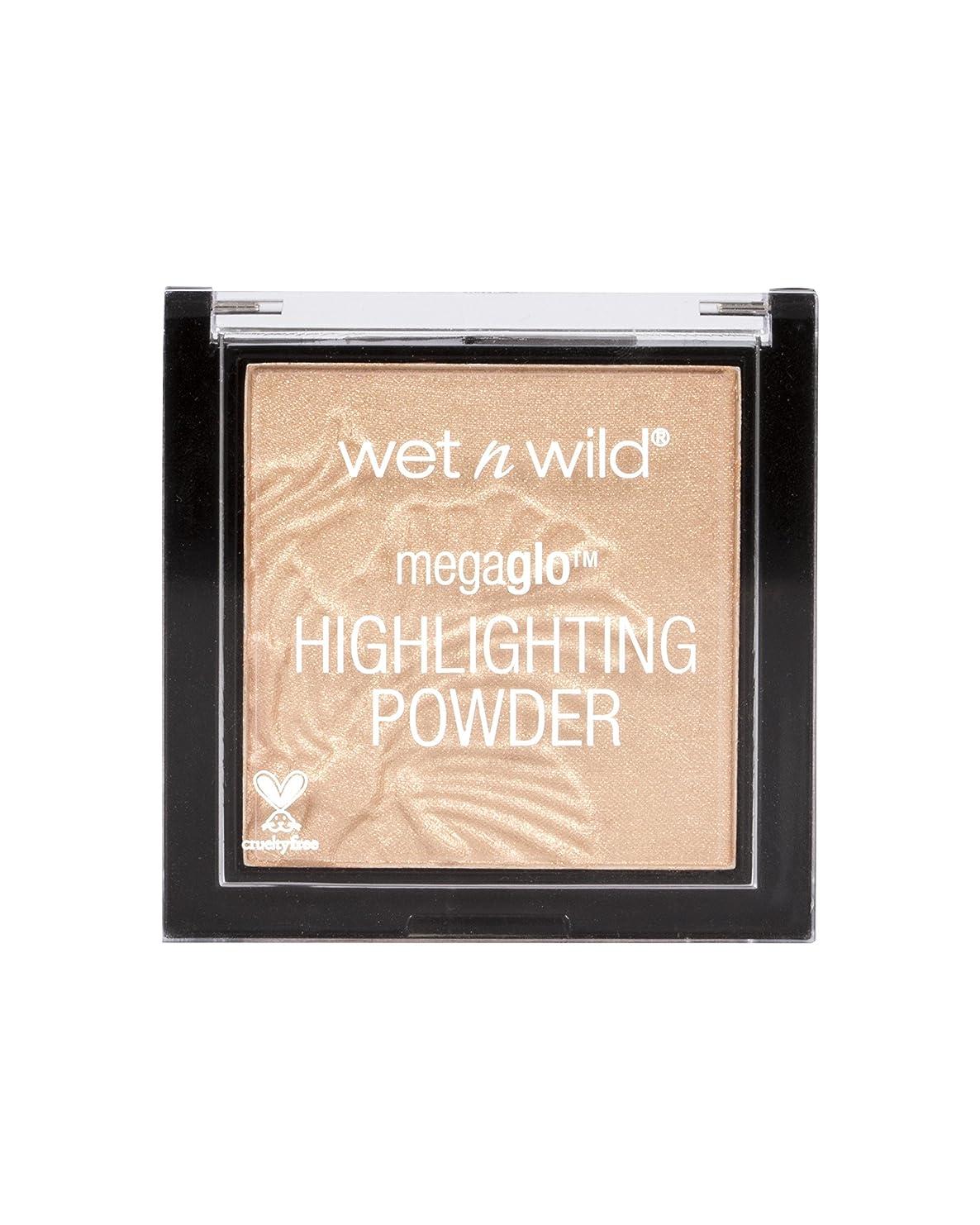アンタゴニストツールレパートリーWET N WILD MegaGlo Highlighting Powder - Precious Petals (並行輸入品)