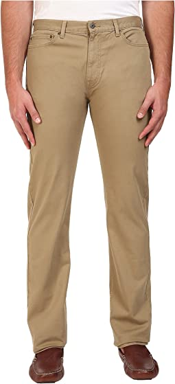 Big & Tall Five-Pocket in New British Khaki