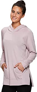 Active Women's Long Sleeve Yoga Workout Fashion Pullover Hoodie