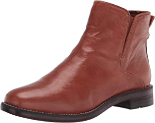 Franco Sarto womens Marcus Ankle Boot, Cognac, 6 Wide US