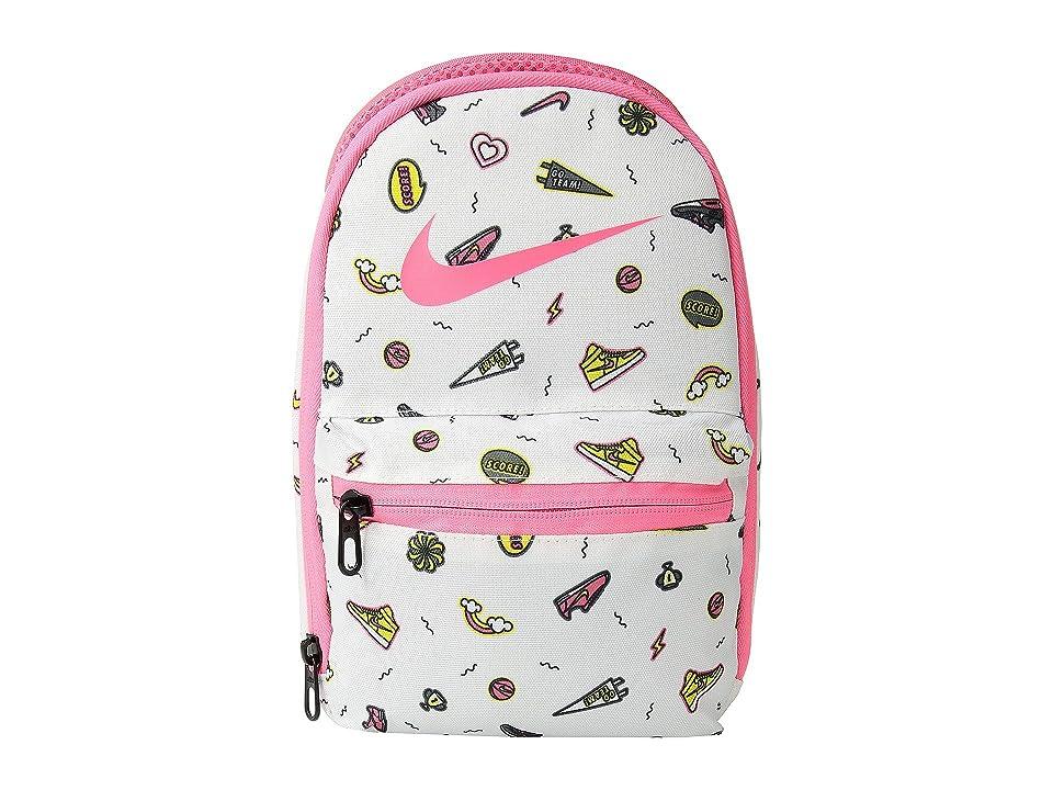 Nike Kids Brasilia Fuel Pack (Racer Pink) Tote Handbags