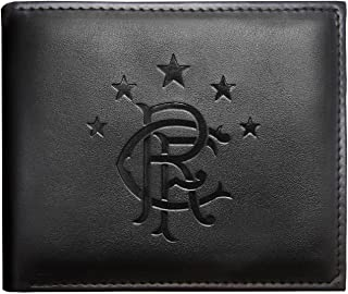 Rangers FC Official Soccer Gift Faux Leather Money Wallet