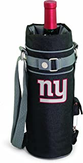 NFL New York Giants Insulated Single Bottle Wine Sack with Corkscrew