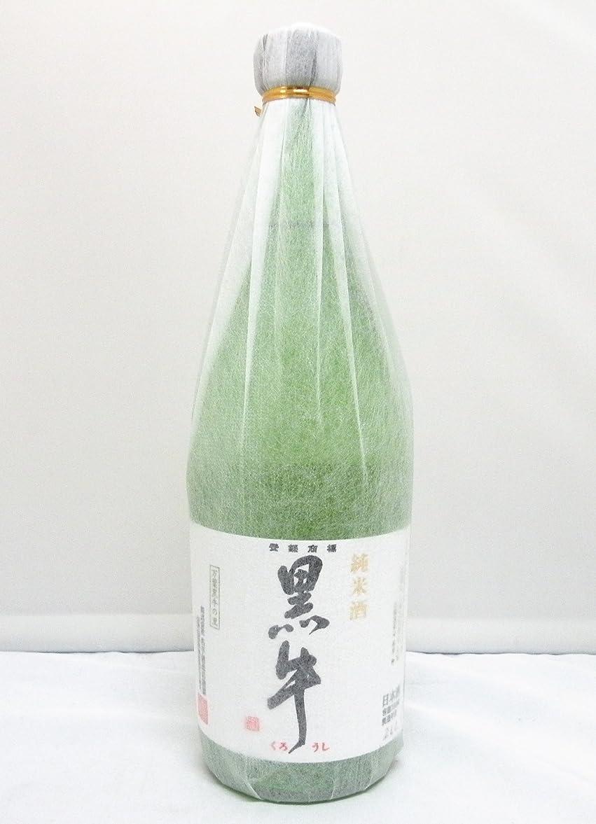 喪タイル不毛の黒牛 純米酒 720ml