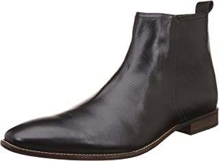 Saddle & Barnes Men's Leather Boots