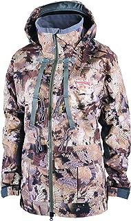 SITKA Women's Hudson Jacket Optifade Waterfowl